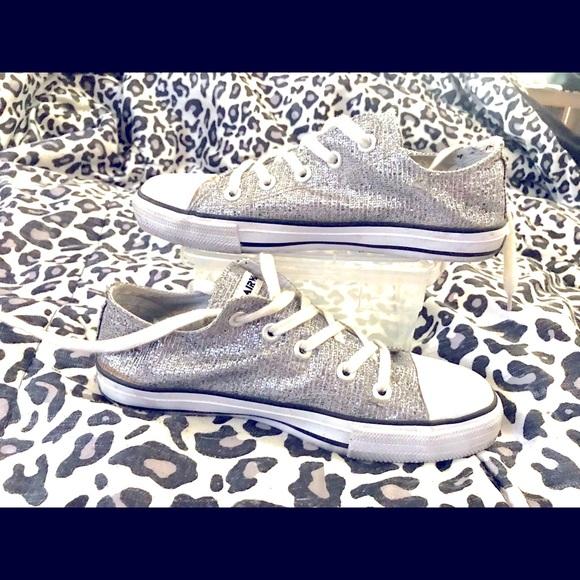Airwalk Silver Sneakers